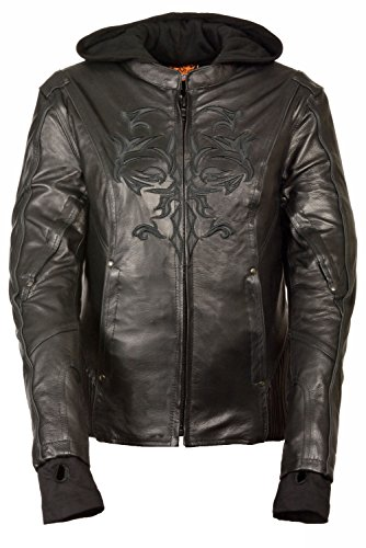 Shaf Leather Jacket - 7