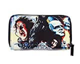 Rock Rebel Womens Young Frankenstein Zip Around Wallet