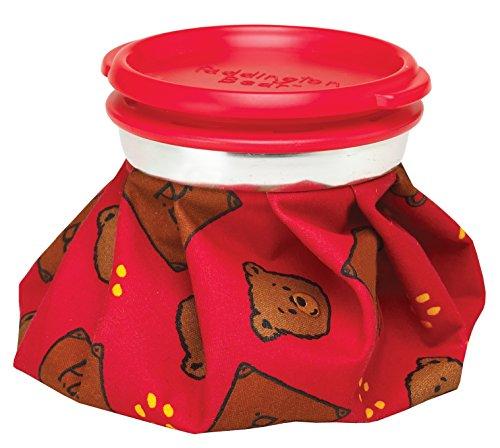 Mini paquete de hielo de Canadá superior jabón oso Paddington hijo, rojo