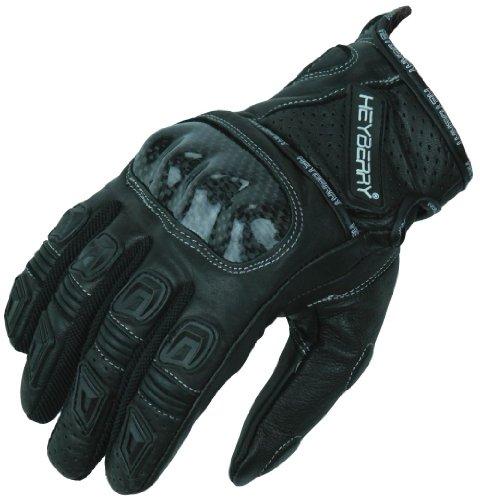 HEYBERRY Soft Shell Motorradjacke Textil Schwarz Gr XXL