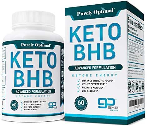 Purely Optimal Keto BHB