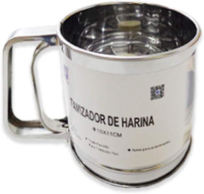Happy friends 622724 Tamizador harina Acero Inoxidable