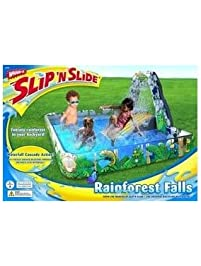 Amazon Com Lawn Water Slides Toys Amp Games