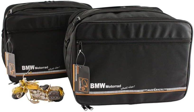 Made4bikers Vario Koffer Innentaschen Passend Für Bmw R1200 F650 F700 F800 R1200 Gs Auto
