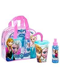 Disney Frozen Set Mochila, 100 ml