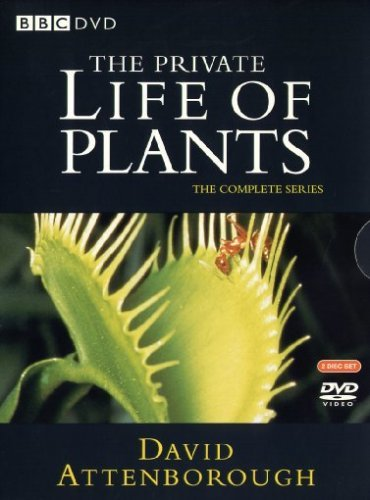 Price comparison product image The Private Life of Plants [Region 2] by David Attenborough