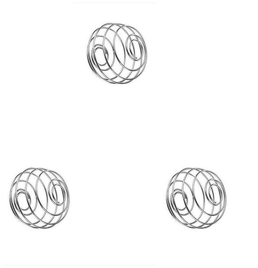 Nutribomb Thunderballs Mixing Balls For Your Protein Shaker 500 Wiring Diagram 3pcs Milkshake Blender Yofan Food Grade Stainless Steel Wire Mixer Ball