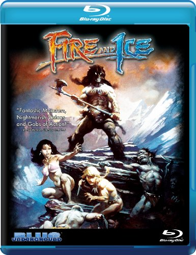 Blu-ray :   - Fire and Ice (Enhanced, Digital Theater System, Widescreen, AC-3, )