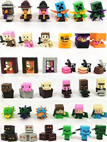 Party Gift for Kids Mini Figure 36 Set 1 Inch Series 2