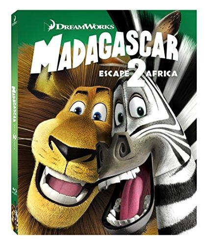 Madagascar: Escape 2 Africa [Blu-ray + DVD + Digital HD]
