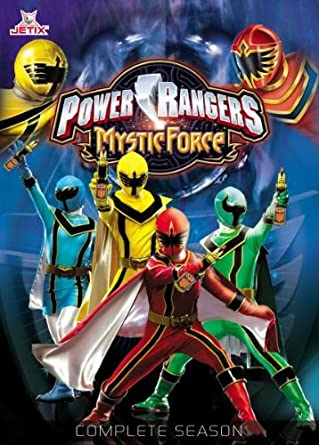 Remarkable, Power rangers mystic force exact answer