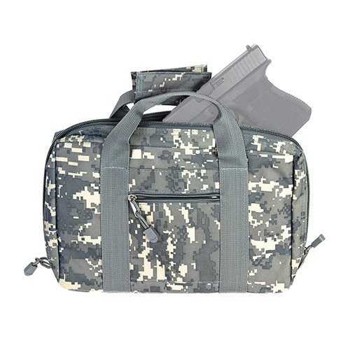 VISM by NcStar Discreet Pistol Case/Digital Camo Acu (Ultimate Rifle Case)