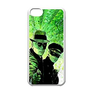 QSWHXN The Green Hornet 2 Phone Case For Iphone 5C [Pattern-6]