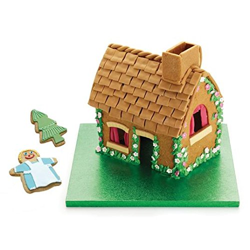 Kitchen Craft Sweetly Does It Ausstecher Gingerbread House Kit