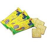 MAMEE Monster Biskidz - Whole Wheat Thin Crackers