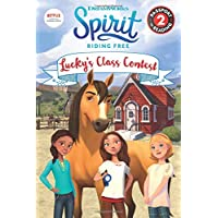 Spirit Riding Free: Lucky's Class Contest (Passport to Reading)