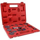 Gracelove Universal Tools Kit Piston Pad 12pc Disc Brake Caliper Wind Back Kit For Trucks/Cars