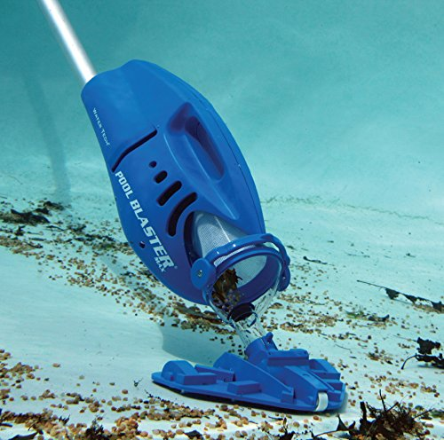 Water Tech Pool Blaster Max Cleaner Pool/Spa Vacuum w/ 7-...