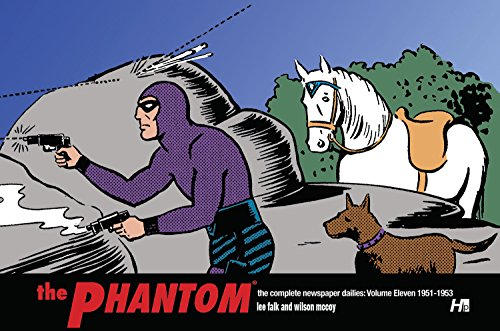 The Phantom: The Complete Newspaper Dailies ()