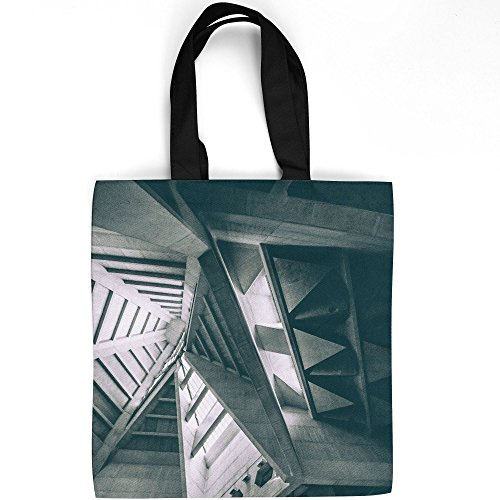 Westlake Art - Building Architecture - Tote Bag - Picture Photography Shopping Gym Work - 16x16 Inch (D41D8)