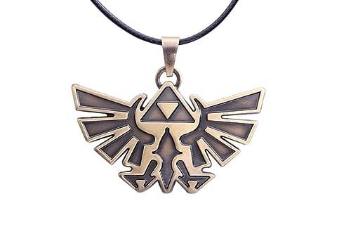 Amazon.com: Cosplay The Legend of Zelda Link símbolo Logo ...