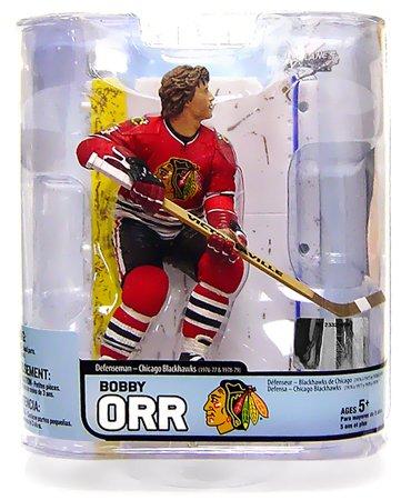 McFarlane: NHL Legends Series 5 - Bobby Orr for the Chicago Blackhawks
