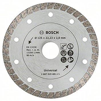 Bosch 125mm Diamond Disc for Tiles BOTL4 2607019473