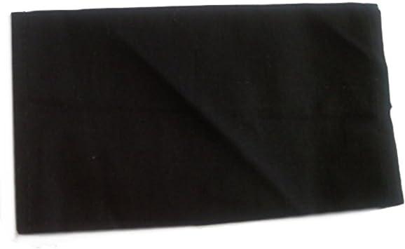 5 Baumwoll Rakel-Manschette von 3M in Schwarz