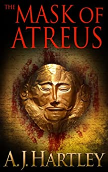 The Mask of Atreus by [Hartley, A.J.]