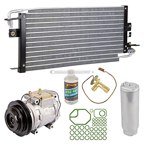 A/C Kit w/AC Compressor Condenser & Drier For Toyota Pickup 1989-1994 - BuyAutoParts 60-80657CK New ()