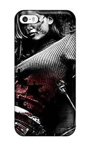 Brand New 5/5s Defender Case For Iphone (gothic Art )