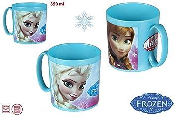 DISOK Lote de 24 Tazas Frozen 350 Ml - Tazas Frozen para ...