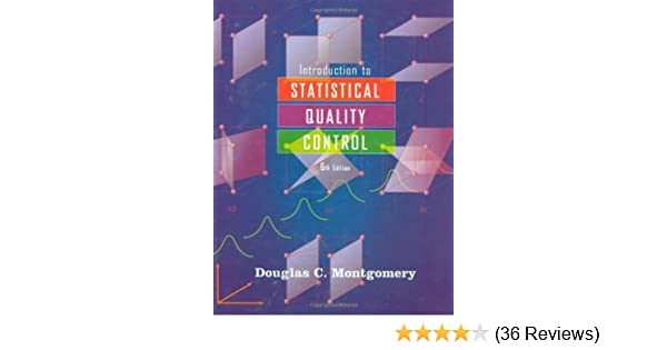 Amazon introduction to statistical quality control amazon introduction to statistical quality control 0352030000810 douglas c montgomery books fandeluxe Image collections