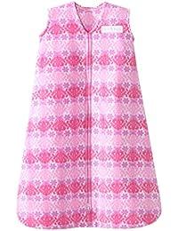 Sleepsack Micro-Fleece Wearable Baby Blanket, Pink Ombre,...