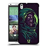 Head Case Designs Space Zombies Protective Snap-on Hard Back Case Cover for HTC Desire 816