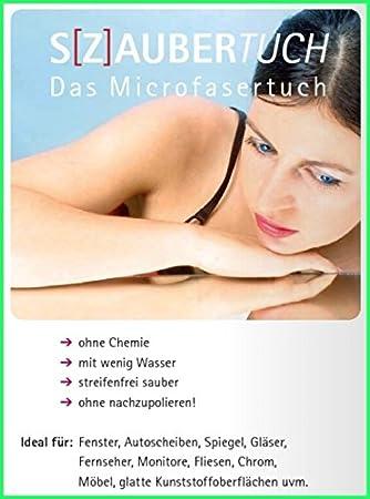 Zaubertuch Sz Microfasertuch Microfaser Tuch Das Beste Ohne Chemie