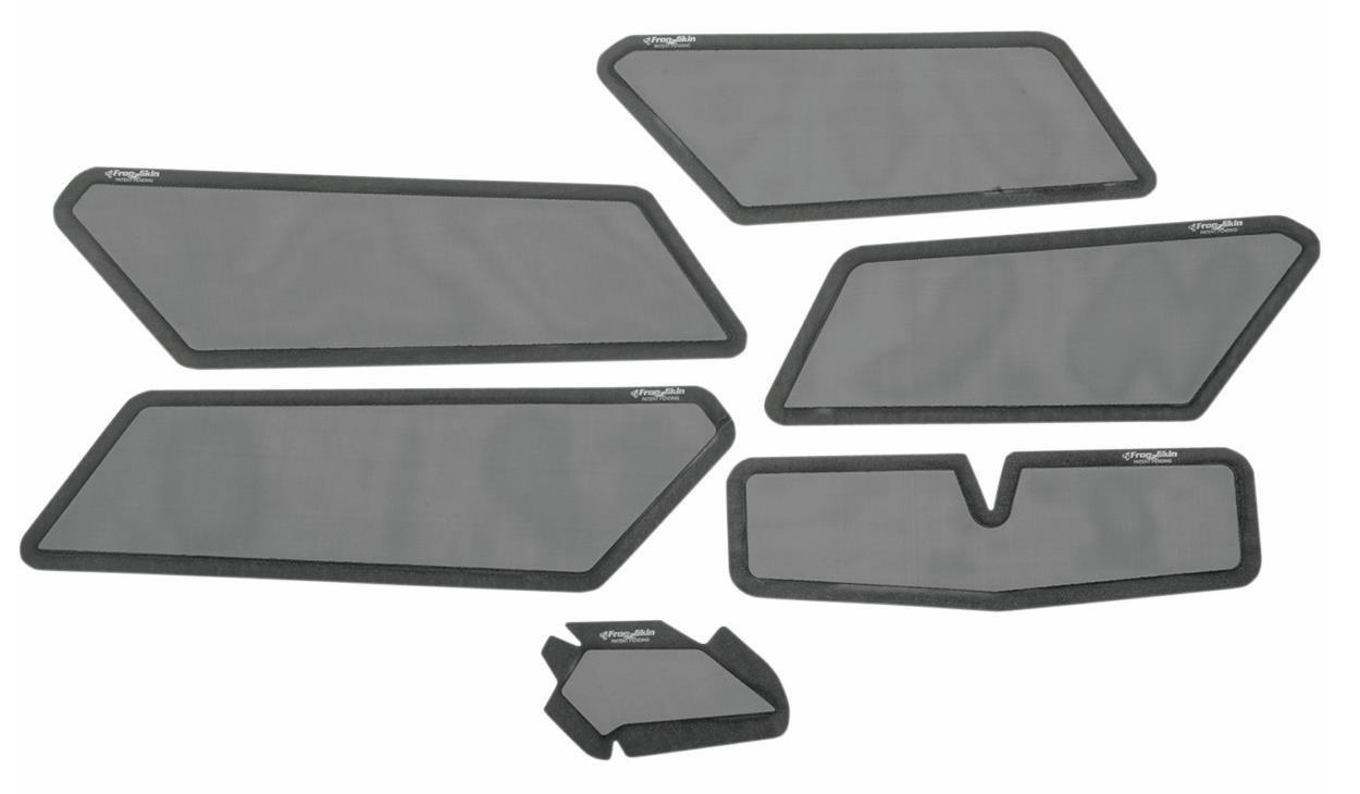 Straightline Performance Frogzskin Hood Vent Kit F0078