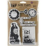 Prima Marketing Finnabair Cling Stamps 6