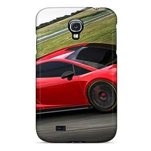 High Quality DHCWA14406aWLLf 2014 Lamborghini Gallardo Gt3 Fl2 Tpu Case For Galaxy S4