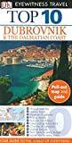 img - for Top 10 Dubrovnik & the Dalmatian Coast [With Pull-Out Map] (DK Eyewitness Top 10 Travel Guides) by Robin McKelvie (21-Jan-2008) Paperback book / textbook / text book
