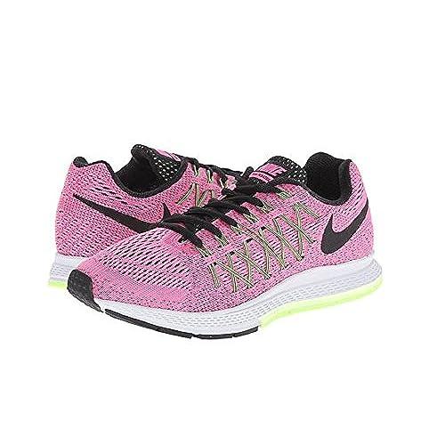 design intemporel 3f547 8e2af Nike Womens Air Zoom Pegasus 32 Pink Pow/Barely Volt/Ghost ...