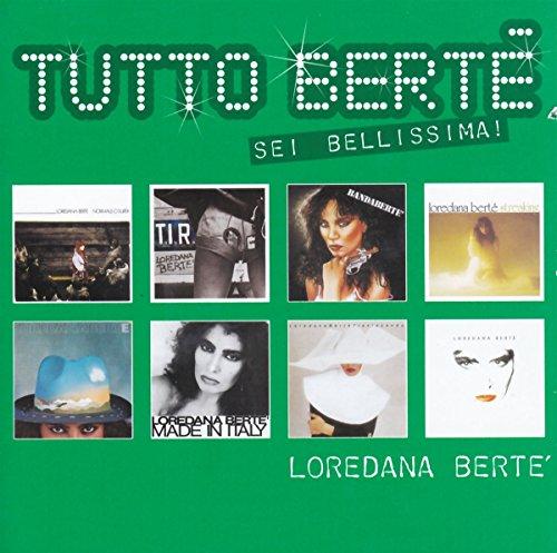 Поп-музыка Tutto Bertè