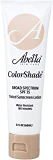 product image for Abella Skin Care ColorShade SPF 35 Dark Tint