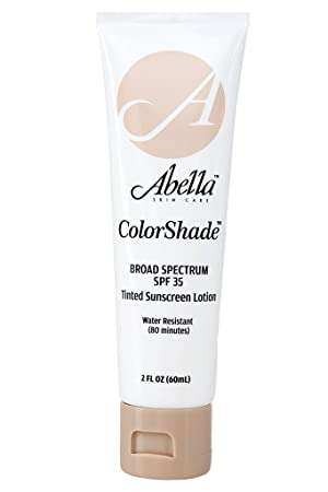 Abella Skin Care ColorShade SPF 35 Medium Tint