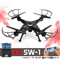 FEITONG 2.4G 4CH 6-Axis FPV RC Drone Quadcopter Wifi Camera Real Time Video 2 Control Modes