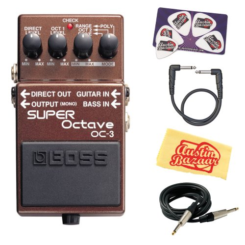Octave Effects Gearlux Instrument Polishing