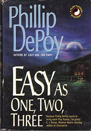 book cover of Easy as One Two Three