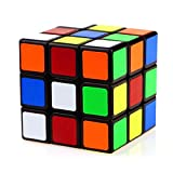 QM-STAR 3x3 Stickerless Speed Puzzle Cube Engineered for Speed Solving - You are the Next Cube Master!