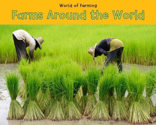 Download Farms Around the World (A World of Farming: Acorn Read-Aloud Level L) pdf