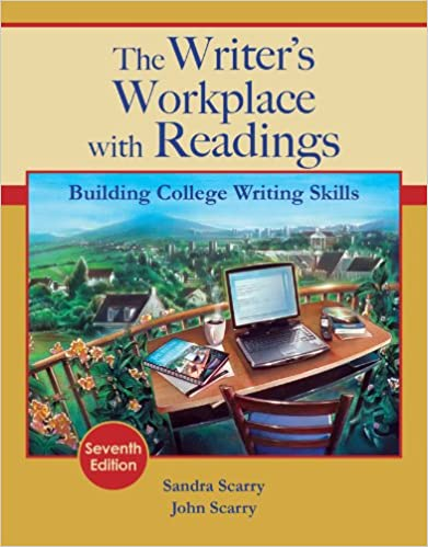 The writers workplace with readings building college writing the writers workplace with readings building college writing skills basic writing kindle edition by sandra scarry john scarry fandeluxe Gallery